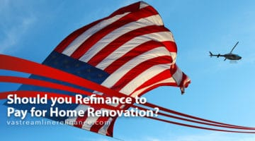 Should you Refinance to Pay for Home Renovation?